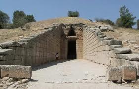 Grób Agamemnona Romantyzm9